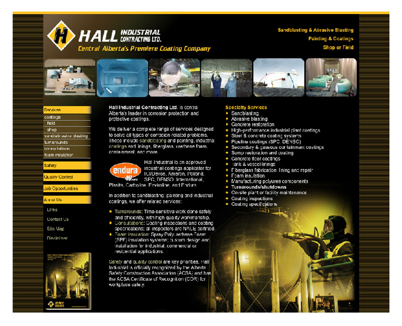 hall-industrial