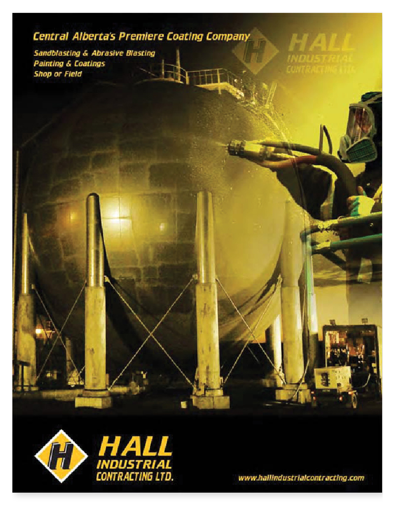 hall industrial
