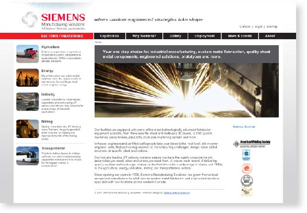 munications siemens manufacturing solutions